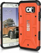 UAG Samsung Galaxy S7 [5.1-inch screen] Feather-Light Rugged [RUST] Case