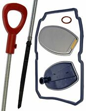 TRANSMISSION FILTER + GASKET automatic auto trans oil fluid Benz KIT+ DIPSTICK