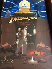 Laurent Durieux, Raiders of the Lost Ark, Indiana Jones, Limited Edition Print