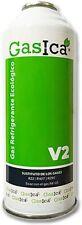 Gas ECOLOGICO V2 255gr. SUSTITUTO R22 R407c EFFICACE R410a