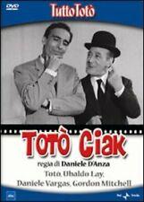 TOTO' CIAK  DVD COMICO-COMMEDIA