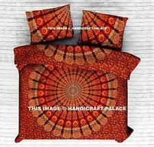 Indian Mandala Bedding Set Duvet Cover Set Comforter Covers Cotton Queen Size