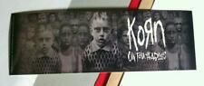 Korn Untouchables Enfants Noir & Blanc Art Amp Casque Vélo Board Étui