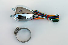 Universal TURN signal switch NEW Chrome Chevy Ford