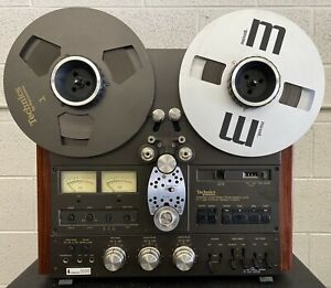TECHNICS RS 1506 US REEL TO REEL - 4 Track - Best Cond Online. Use or Collect.