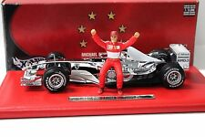 1:18 HOT WHEELS FERRARI f2003 Six Time World Champion NEW in Premium-MODELCARS