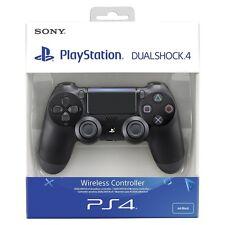 NUOVO Sony DUALSHOCK 4 v2 JET BLACK CONTROLLER ps4-Brand NEW!