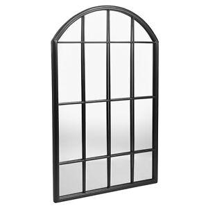 VonHaus Garden Mirror - Arched Window Style - Outdoor / Indoor