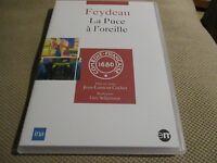"""DVD """"LA PUCE A L'OREILLE - FEYDEAU"""" Georges CHAMARAT, DESCRIERES / theatre"""