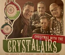 CHRISTMAS WITH THE CRYSTALAIRS - 17 Tracks