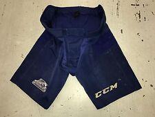 CCM Mississauga Steelheads OHL Pro Stock 9K Girdle Hockey Player Pant Shell MED