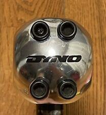 GT Dyno BMX/ Stem Clamp Curved Dyno  Mid School Black/ Used