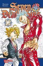 Seven Deadly Sins 12 - Deutsch - Carlsen Manga - NEUWARE