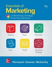 Essentials of Marketing 15e - Perreault - PDF File. **Same Day Delivery by email