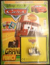 Disney Pixar CARS magazine mag 2015 #85 GALLOPING GEARGRINDER 3D model PANINI