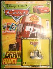 Disney Pixar CARS magazine mag 2015 #85 GALLOPING GEARGRINDER 3D model PANINI