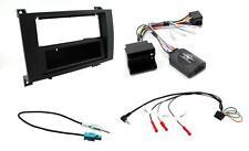 CONNECTS 2 ctkmb 07SD MERCEDES SLK R171 04-11 singolo DIN kit di montaggio Stereo Auto