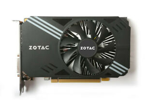 ZOTAC GeForce® GTX 1060 Mini 6GB GDDR5 VRAM