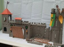 Vintage Playmobil Castle Fort Figures Knights Ghost Bundle Job Lot