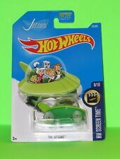HOT WHEELS THE JETSONS CARTOON SPACESHIP GEORGE JETSON CAR / SPACESHIP