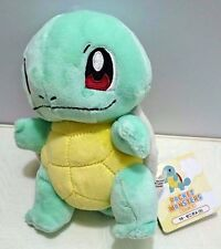 New Sanei Pokemon All Star Collection Squirtle Plush Toy Gift 6""
