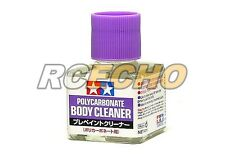 2x Tamiya Model Paints & Finishes Polycarbonate Body Cleaner 87118 CA483