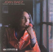 JOAN BAEZ THE BEST OF THE VANGUARD YEARS REMASTERED CD NEW