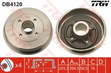 db4120 TRW freno de tambor eje trasero