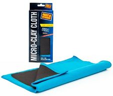 Martin Cox Clay Bar Cloth Towel Car Paintwork Cleaning Detailing Fine Grade