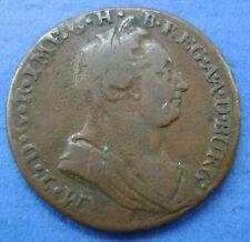 1778 Oostenrijkse Nederlanden - 1 Liard / Oord 1778 KM# 28