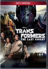 Transformers: The Last Knight (DVD,2017)