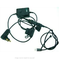 Hella / din Prise Moto Chargement Câble Pour Apple iPhone Se