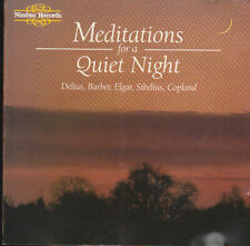 Various Composers: [Made in England 1992] Meditations For A Quiet Night       CD