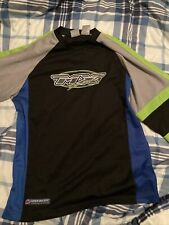 Super Machine Performance Motocross / Dirt-biking Shirt/ Mjersey (Pre-Owned)