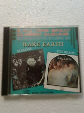 Rare Earth Ecology & Get Ready 2 Albums on 1 CD