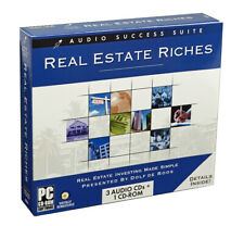 Dolf de Roos REAL ESTATE RICHES 3 Audio CDs - Create wealth through property