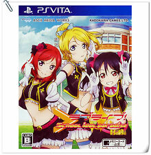PSV Love Live! School Idol Paradise Vol.2 BiBi SONY VITA Music Games Piacci