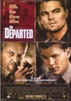 The Departed Movie POSTER 11 x 17 Leonardo DiCaprio, Matt Damon, F
