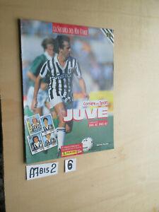 ALBUM PANINI Corriere.dello sport JUVE JUVENTUS Camp.1981-82 1982-83 (A7BIS 2-6)