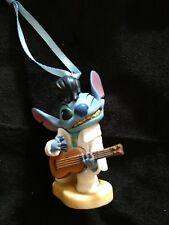 New Disney Lilo and Stitch Elvis Stitch Christmas Ornament