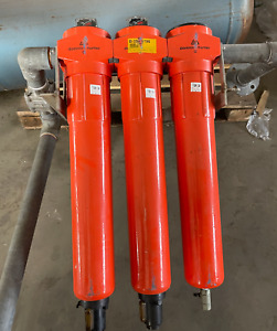 """Domnick hunter 3 stage air filters Including bracket and 2"""" valve"""