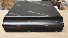 Cisco C1941-WAASX-SEC/K9 WAASX + Security License, Max memory 2.5 GB Dram router