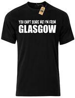 Glasgow T-shirts Mens Funny Novelty Scottish Scotland Slogan Joke Gifts T shirt