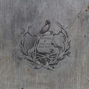 American Bank Note Company: Guatemala Printing Plate