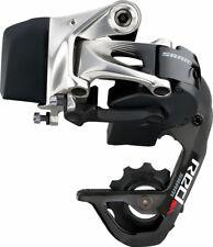 SRAM Red eTap Rear Derailleur - 11 Speed Short Cage Black/Silver New OEM