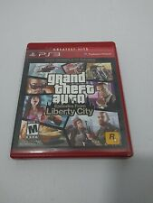 New listing Grand Theft Auto: Episodes From Liberty City (Sony PlayStation 3) Free Returns!