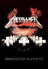 (LAMINATED) METALLICA MASTER PUPPETS ALBUM COVER POSTER (61x91cm)  PICTURE PRINT