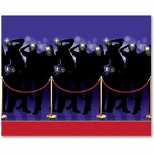Hollywood VIP Party Scene Setter Backdrop Room Roll Wall Decoration - Paparazzi