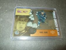 1998-99 McDonald's Pinnacle Pavel Bure # 14 VANCOUVER CANUCKS