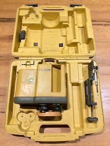 Topcon  RL60 B Indoor Outdoor Rotary Laser Level with NO RECEIVER Ship Worldwide